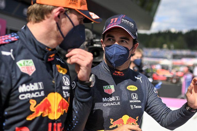 F1 | ペレス予選3番手「決勝では予選よりさらに強さを発揮できる」レッドブル・ホンダ/F1第9戦