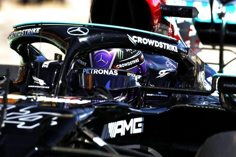 F1 | ハミルトン予選4番手「気温上昇で後退。優勝争いは不可能だが少しでも順位を上げたい」メルセデス/F1第9戦