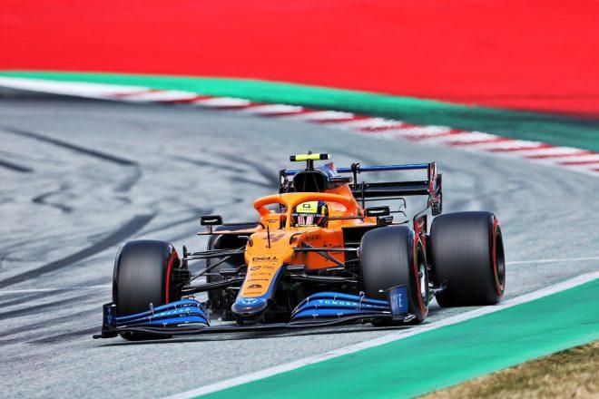 2021年F1第9戦オーストリアGP ランド・ノリス(マクラーレン)
