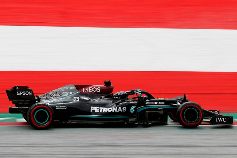 F1 | 「我々にはすべてが足りない」今週末はC5タイヤに苦戦、レッドブルとのタイム差には驚かず/トト・ウォルフ代表インタビュー