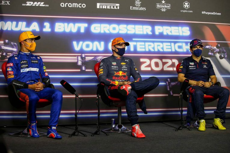 F1   F1第9戦オーストリアGP予選トップ10ドライバーコメント(2)