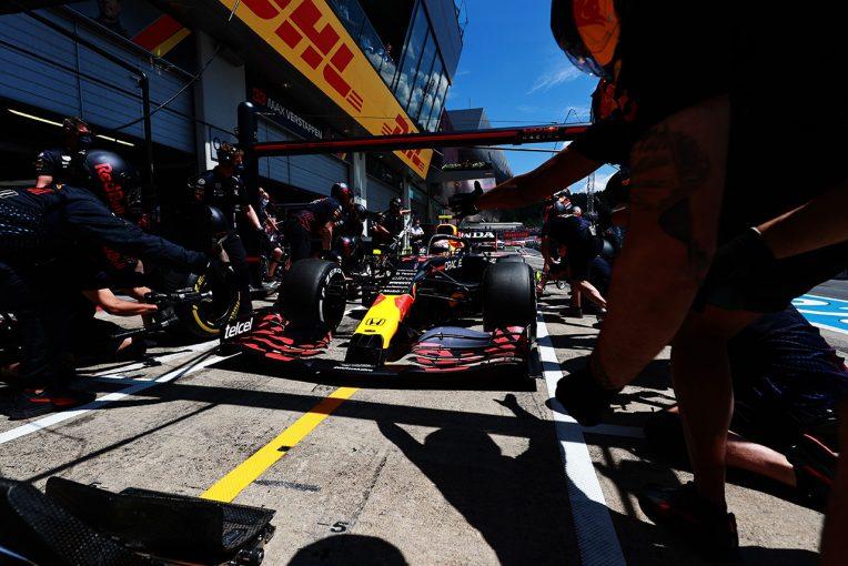 F1   F1第9戦オーストリアGP決勝:20人のドライバーの『持ちタイヤ』
