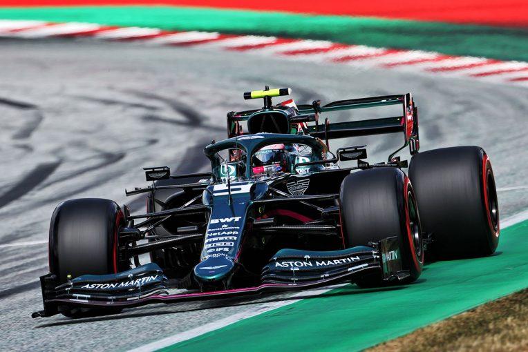 F1 | アロンソのアタックを妨害したベッテルに3グリッド降格ペナルティ/2021年F1第9戦オーストリアGPグリッド