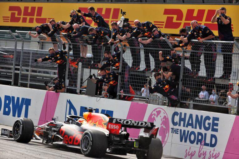 F1 | 【動画】F1第9戦オーストリアGP決勝ハイライト