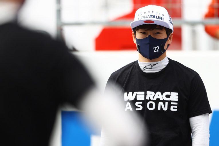 F1 | 角田裕毅、2回のペナルティで12位「ペースに苦しんだ。次は同じミスを繰り返さない」F1第9戦