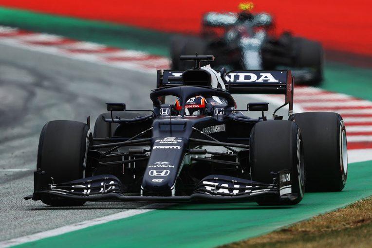 F1 | 【角田裕毅F1第9戦密着】「ペナルティがなくてもポイントは獲れなかった」前日のセッティング変更もペース不足の一因か