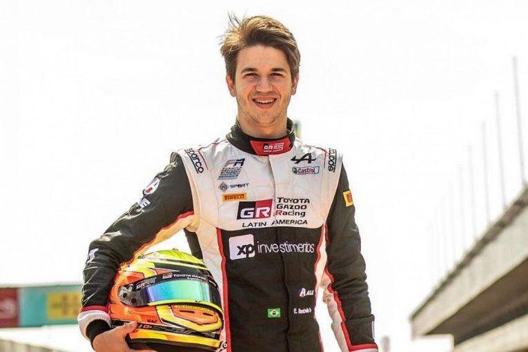 海外レース他   ルーベンス・バリチェロが親子参戦を実現。19歳の息子エドゥアルドがSCBデビューへ