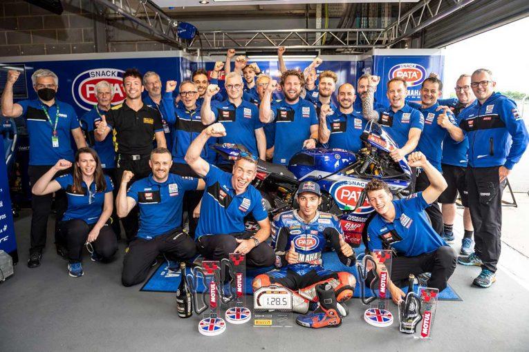 MotoGP | ラズガットリオグル「何度か転倒しそうになったけど、2回優勝できて本当にうれしい」/SBK第4戦イギリス