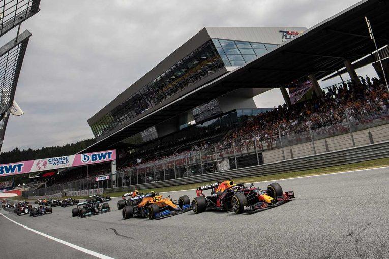 F1 | ピレリ 2021年F1第9戦オーストリアGP レースレポート