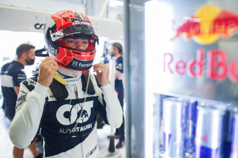 F1   ガスリー9位「ソフトタイヤで苦しみ、予想以上に困難なレースに」アルファタウリ・ホンダ/F1第9戦