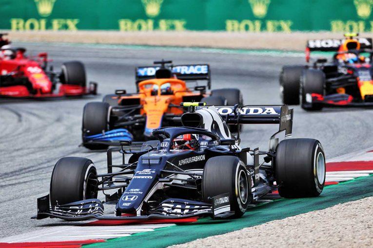 F1 | ガスリー、スプリント予選導入のF1イギリスGPに向けレースパフォーマンス改善に注力「上位を狙う集団に入れるはず」