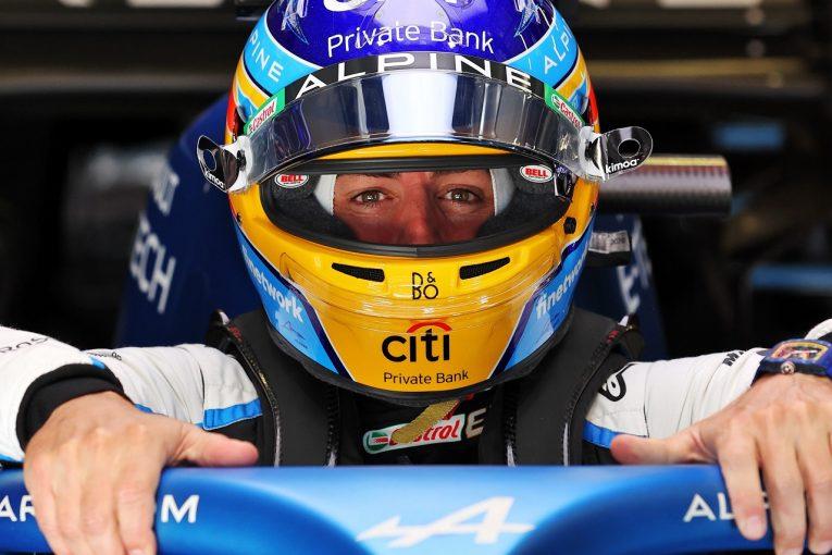 F1 | アロンソ、ラッセルとのバトルを制して10位「他の誰かならよかったのに、と悲しくなった」アルピーヌ/F1第9戦