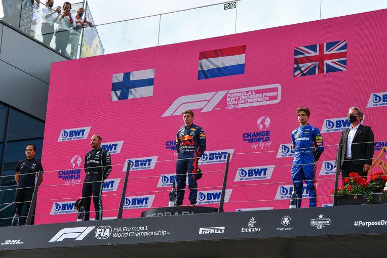 F1   F1第9戦オーストリアGP決勝トップ10ドライバーコメント(2)