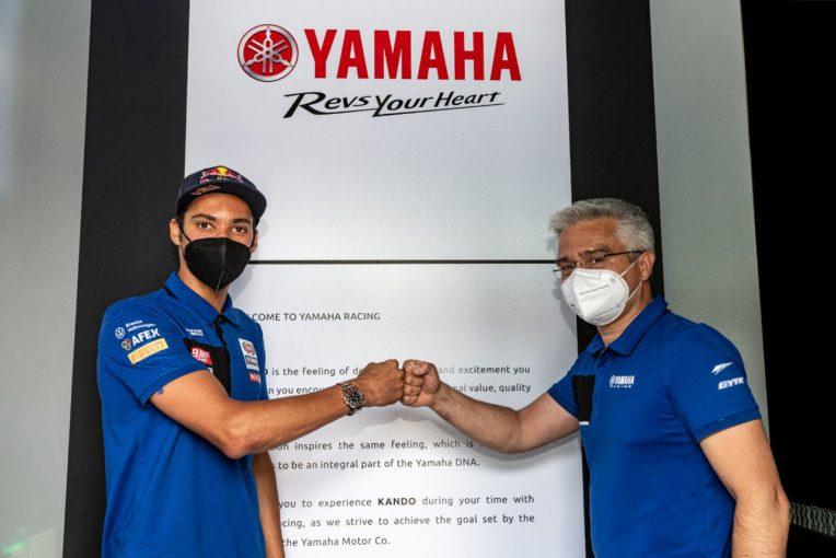 MotoGP | SBK:ラズガットリオグル、2023年までヤマハから継続参戦「将来的にはMotoGPも考えるかもしれないが、今はSBKに集中している」