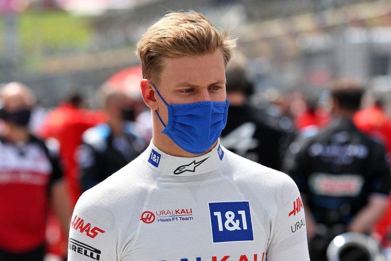F1   シューマッハー「チャレンジングなレース。一貫してラップタイムを保てないことが問題だった」:ハース F1第9戦決勝