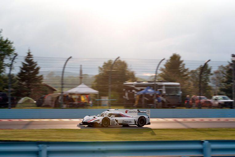 ル・マン/WEC   ハーフウエットでタイヤ温度に苦労したマツダ。トラコンは「キャデラックが極めて優れている」/IMSA第6戦