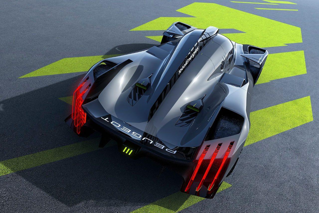 プジョーが2022年ル・マン/WEC参戦マシン『9X8ハイパーカー』を正式発表