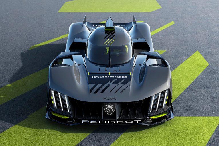 ル・マン/WEC | 【動画】プジョーの本気『9X8ハイパーカー』見参! 2022年WECでトヨタとSCGに挑む