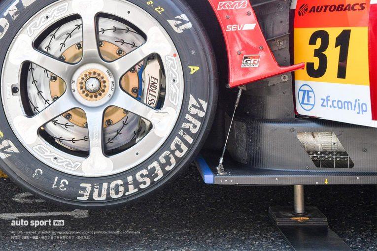 スーパーGT | スーパーGTの夏季のレースに向け今年もエアジャッキ、開口部で暑さ対策を実施