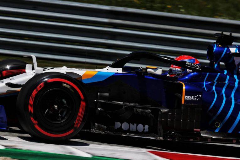 F1 | 【F1第9戦無線レビュー:予選】「ちょっと速すぎた?」ミディアムでのQ3進出を狙い、あえて速度を落としたラッセル