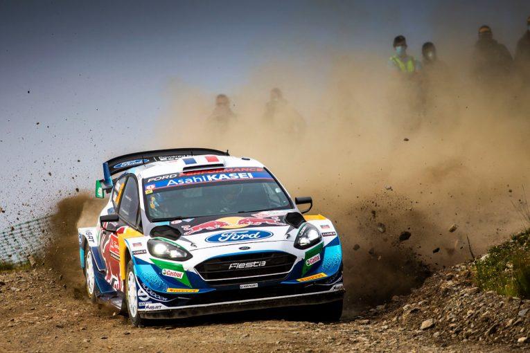"""ラリー/WRC   逆境に立ち向かう""""真のラリー屋""""素性の良いマシンで、目指すは表彰台【WRC前半戦総括:Mスポーツ編】"""