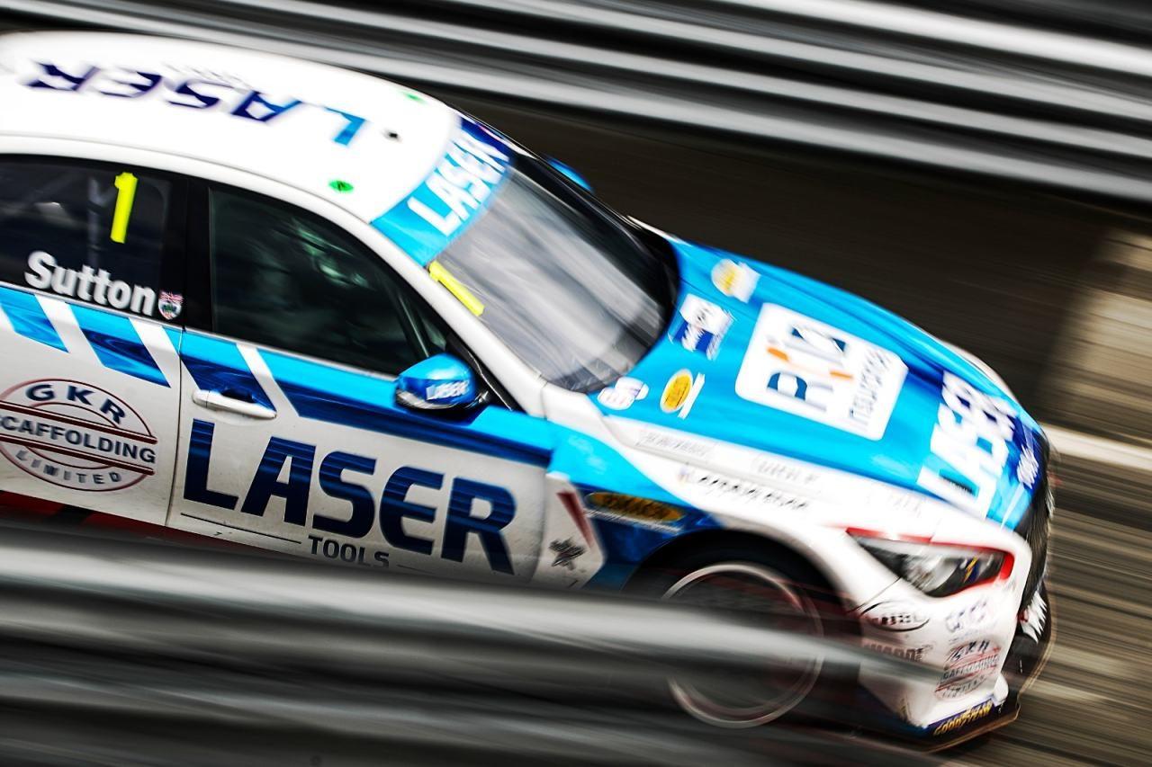 BTCCタイヤテストはBTC RacingのFK8ホンダ・シビックが最速。トヨタ・カローラHVも参加