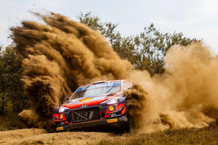 ラリー/WRC   脆さが目立ちタイトル防衛に黄色信号。エース2人の母国ラリーが正念場【WRC前半戦総括:ヒュンダイ編】