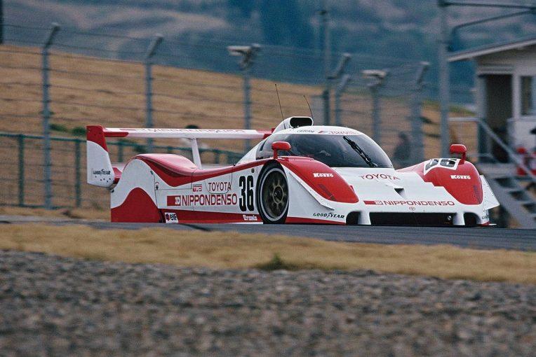 レーシングオン | 『トヨタTS010』約30年前に繰り広げられたトヨタ VS プジョー【忘れがたき銘車たち】