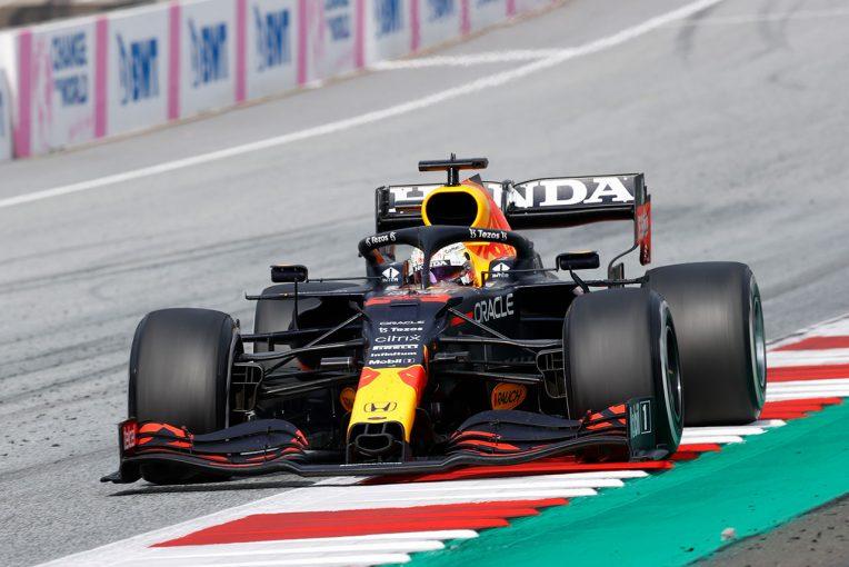 F1 | 【F1第9戦無線レビュー(2)】「1周だけモード2だ」独走状態のフェルスタッペンが最速ラップを記録
