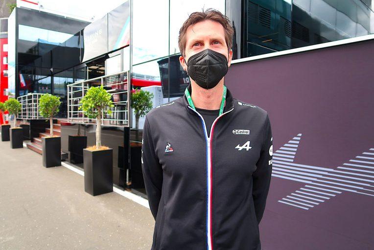 F1 | 【あなたは何しに?】フェリペ・マッサの元フィジオと再会。現在はF1昇格を目指す若手をサポート