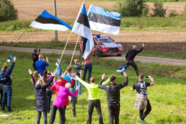 ラリー/WRC   母国戦連覇狙うタナク「今年も優勝争いができることに期待」/2021WRC第7戦エストニア 事前コメント