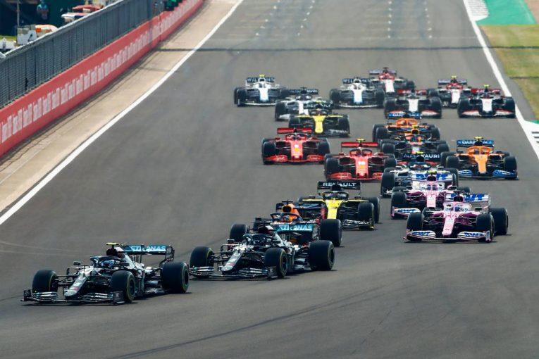 F1 | 2021年F1第10戦イギリスGP TV放送&タイムスケジュール
