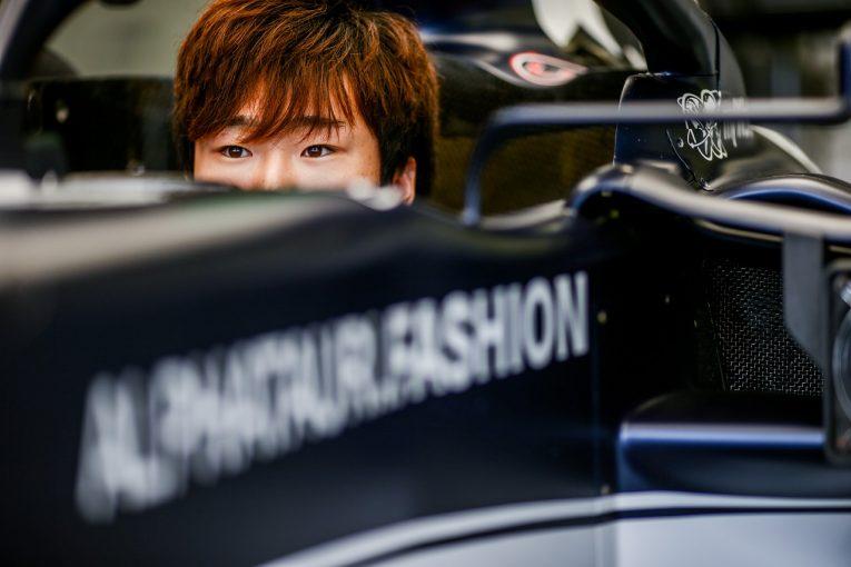 F1 | 角田裕毅「アプローチ変更がうまくいっている。スプリント形式は新人には厳しいが集中して臨む」F1第10戦プレビュー