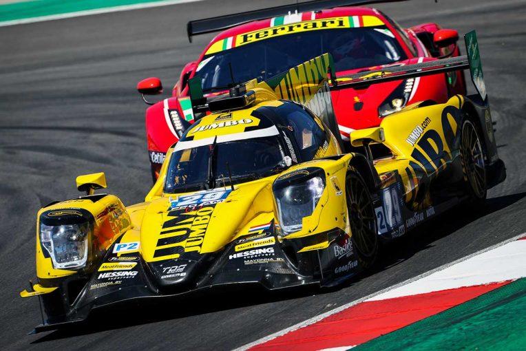 ル・マン/WEC | レーシングチーム・ネーデルランドがコロナ陽性の影響で2度目のドライバー変更/WEC第3戦モンツァ