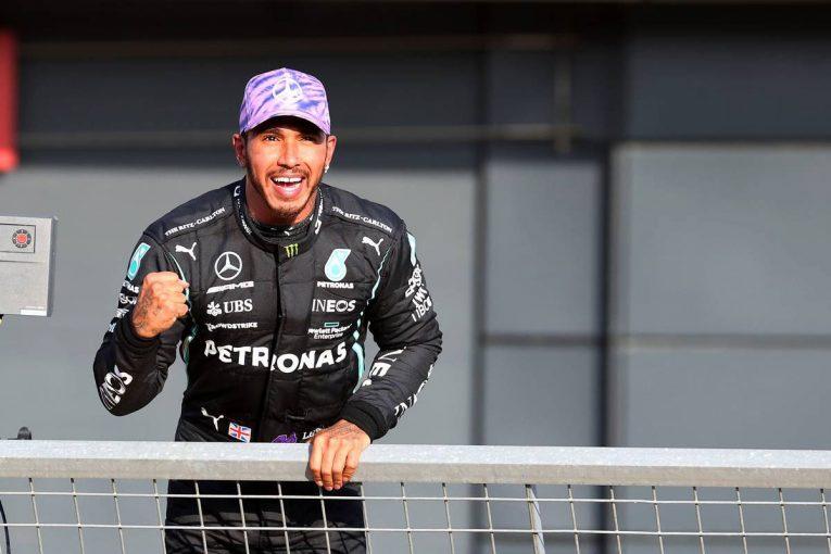 F1 | 母国レースを迎えたハミルトンが意地の最速タイムを記録。角田裕毅は無念のQ1脱落【予選レポート/F1第10戦】
