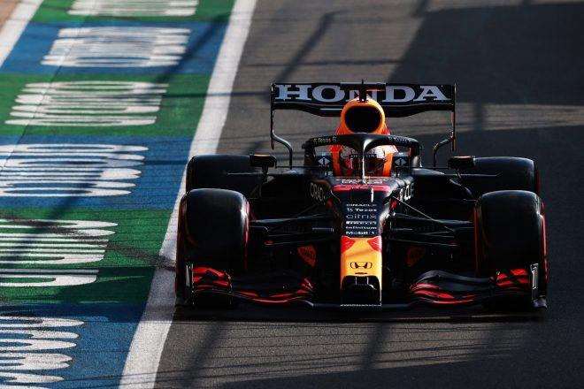 2021年F1第10戦イギリスGP マックス・フェルスタッペン(レッドブル・ホンダ)