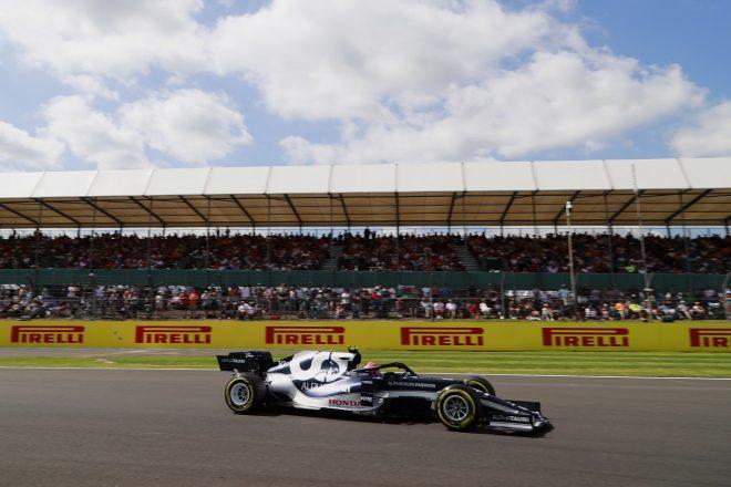 2021年F1第10戦イギリスGP ピエール・ガスリー(アルファタウリ・ホンダ)