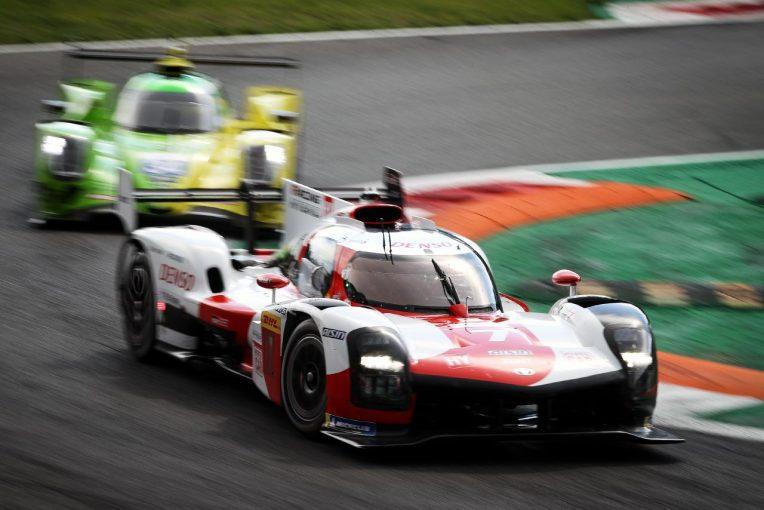 ル・マン/WEC | 初日ワン・ツーのトヨタ。今季初の超高速コースへの適合に「まだやることはある」/WECモンツァ