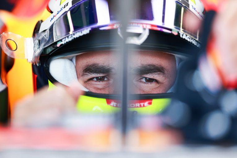 F1 | ペレス、タイム取り消しで予選5番手「スプリント予選でチャンスをつかむ」レッドブル・ホンダ/F1第10戦