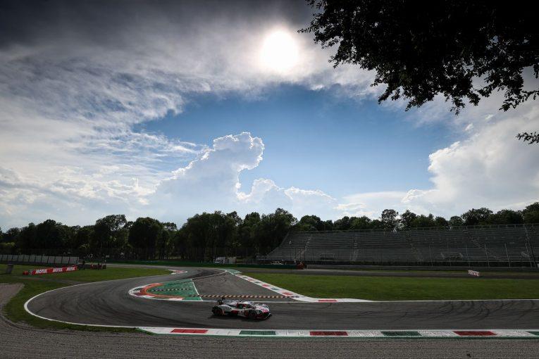 ル・マン/WEC | トヨタの2台がワン・ツー発進/【タイム結果】2021年WEC第3戦モンツァ FP1
