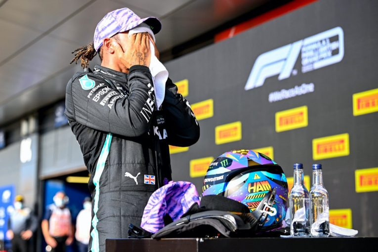 F1 | 母国の観衆に応えたハミルトンとラッセル。角田、2つ目の才能を披露【SNSピックアップF1第10戦(1)】