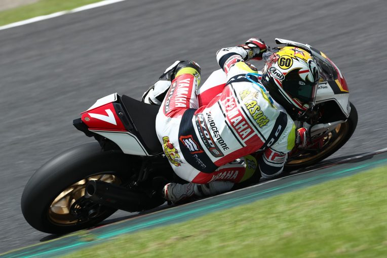 MotoGP   【順位結果】2021全日本ロード第5戦MFJ-GP鈴鹿 JSB1000 予選