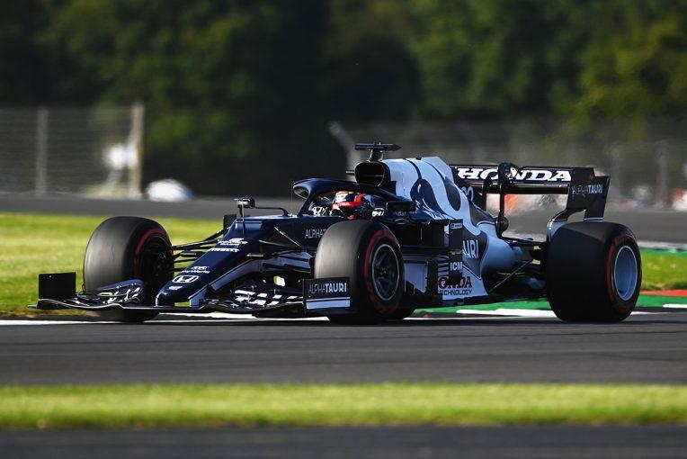 F1 | 【角田裕毅F1第10戦密着】F1走行経験が少ない新人には難しい新フォーマット。予選では渋滞に悩まされQ2進出を逃す