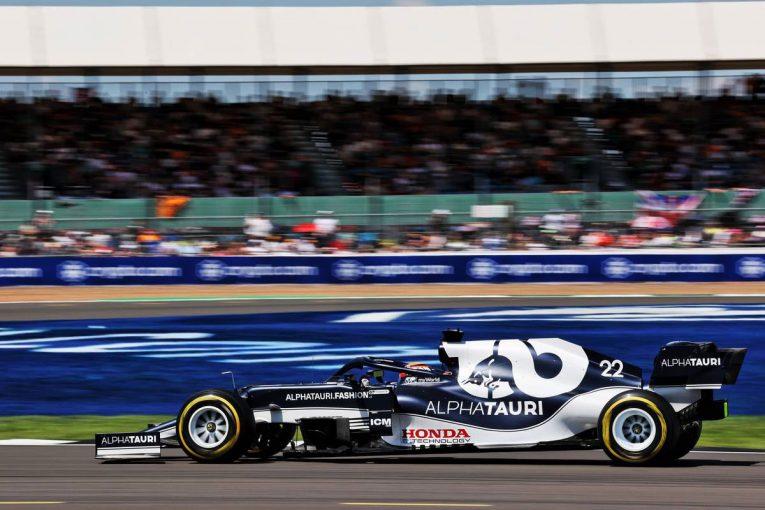 F1 | 【順位結果】F1第10戦イギリスGPスプリント予選