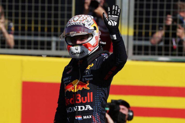 F1 | レッドブル・ホンダのフェルスタッペンがスタートで首位奪取。完勝でポール獲得【スプリント予選レポート/F1第10戦】