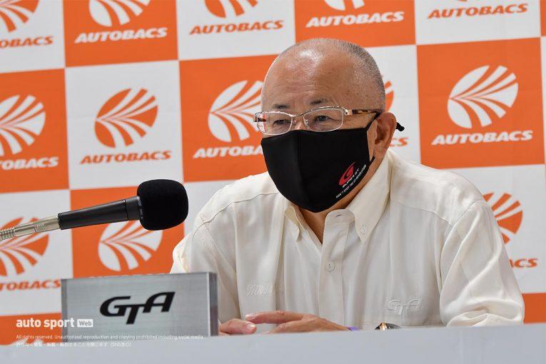 スーパーGT   スーパーGTの2022年カレンダーは日本国内での8戦開催の方針。23年に向けては海外の冬開催も検討