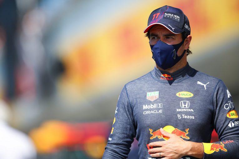 F1 | ペレス、スピンしリタイア「乱気流の影響を受けた。本当に申し訳ない」レッドブル・ホンダ/F1第10戦スプリント予選