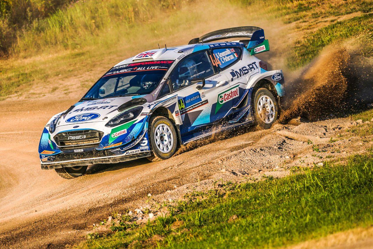 首位ロバンペラ「このポジションにいることができて嬉しい」/WRC第7戦エストニア デイ3後コメント