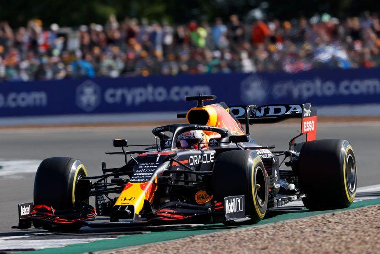 F1 | レッドブル・ホンダ密着:明暗分かれたスプリント予選。1周目にハミルトンを抑え、フェルスタッペンが4戦連続ポール獲得