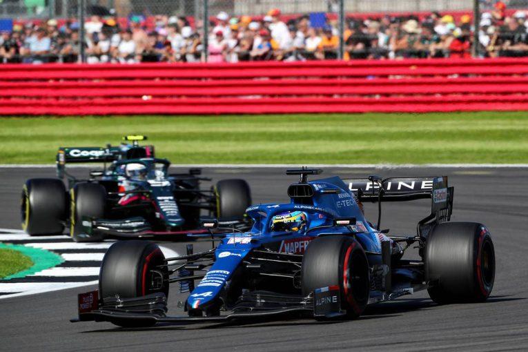 F1 | 【F1第10戦無線レビュー:スプリント予選】好スタートのアロンソが7番グリッドを獲得「これはQ4と呼べばいいのかな?」